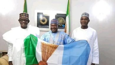 Photo of Dogara's Ally, Misau Decamps PDP