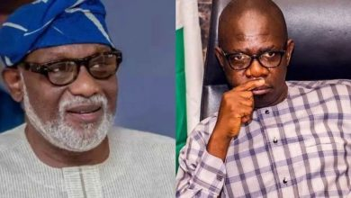 Photo of Akeredolu's SSA Resigns, Joins Forces With Deputy