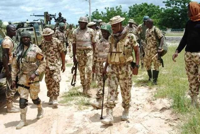 Photo of Army Kill 10 Top Boko Haram Commanders In Massive Clearance Operations