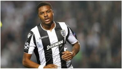 Photo of Ex-Arsenal striker Akpom set to return to England