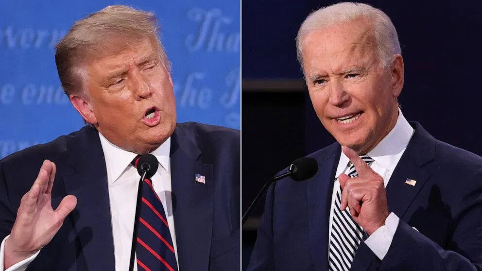 Photo of Trump says he won't do a virtual debate with Biden