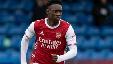 Photo of 'Folarin Balogun still has a future with the Gunners'