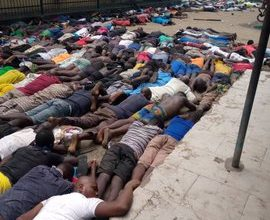 """Photo of PHOTOS: No inmate escaped from the prisons"""" – Assistant Comptroller Nigerian Prisons on Ikoyi Prisons"""