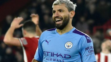 Photo of Agent casts doubt on Aguero Man City future