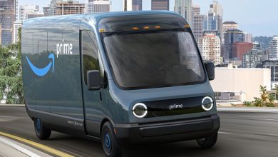 Photo of Amazon unveils its new electric delivery vans
