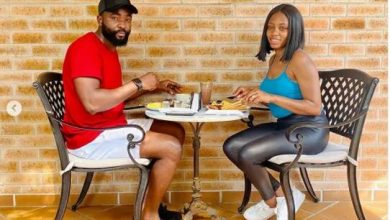 Photo of Gedoni And Khafi Look Absolutely Adorable At Their Breakfast Date   PHOTOS