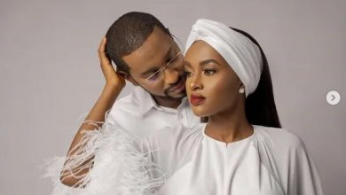 Photo of Hanan Buhari Shares Adorable Photos of Herself And Her Husband
