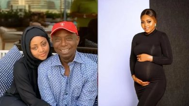 Photo of Trouble In Paradise, As Regina Daniel & Hubby, Ned Nwoko Unfollow Each Other In Instagram