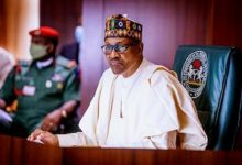 Photo of ECONOMY: COVID-19 Caused Recession – Buhari
