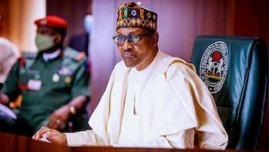 Photo of ECONOMY: COVID-19 Caused Recession – Buhari