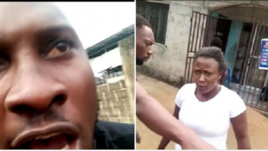 Photo of BBNaija's Angel Drags Police Woman Who Allegedly Assaulted Him (Video)
