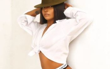 Photo of Chelsea Eze shares sultry photos as she turns 35