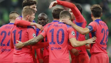 Photo of Chelsea claim first win in UEFA Champions League at Krasnodar (Full results)