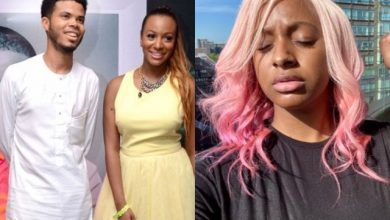 Photo of DJ Cuppy Finds Love Again As New Boyfriend Showers Her with Gifts (Photo)