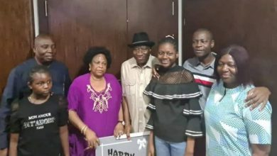 Photo of Former President Goodluck Jonathan Turns 63 (Photos)
