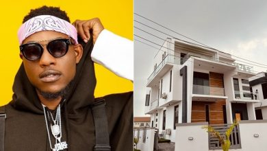 Photo of LAX, Nigerian singer acquires new house