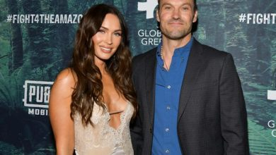 Photo of Megan Fox files for divorce from Brian Austin Green