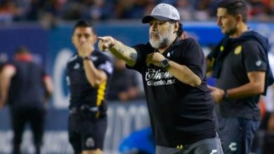 Photo of Maradona: Argentine football legend dies at 60 after suffering heart attack
