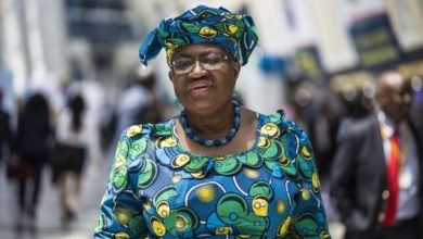 Photo of WTO: South Korea Withdraws Candidate, Okonjo-Iweala's Chance Heightened
