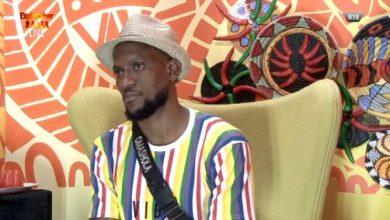 Photo of Omashola, BBNaija star loses dad