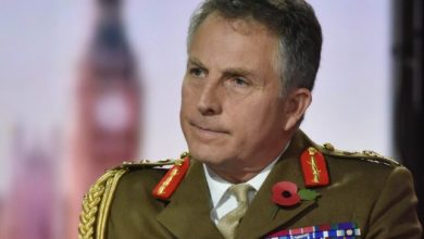 Photo of UK armed forces chief warns of new world war