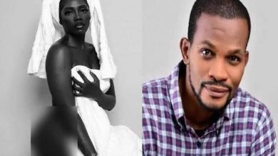 Photo of Uche Maduagwu blasts Tiwa Savage says 'nudity at 40 is distasteful'