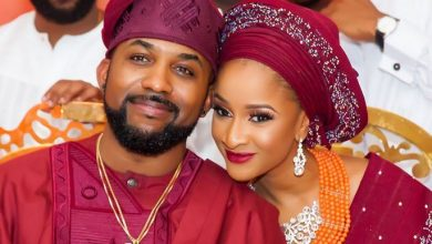 Photo of Banky W celebrates Adesua, says she is the 2nd best decision in his adult life