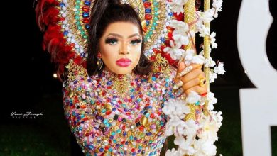 """Photo of """"I Am Famous"""" – Bobrisky brags As His Face Becomes One of Snapchat Filters"""