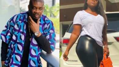 Photo of Actress Nazo Ekezie Finally Meets up With Don Jazzy on A Date (Photo)