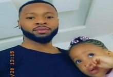 Photo of Flavour and His Daughter, Kaima Celebrate Their Birthdays (Video)