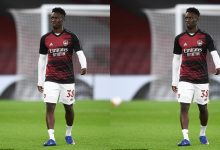 Photo of Arsenal Negotiates With Nigerian Youngster Folarin Balogun for New Contract