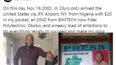 Photo of Ex-Presidential Aide, Jackson Ude Narrates How Nigeria Failed Him While US Gave Him Everything
