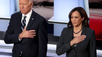 Photo of Kamala Harris: 'Joe Biden will be a president who represents the best in us'