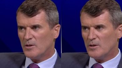 Photo of Man City Files Complaint with Sky Sports after Pundit Roy Keane Called Their Player an 'Idiot'