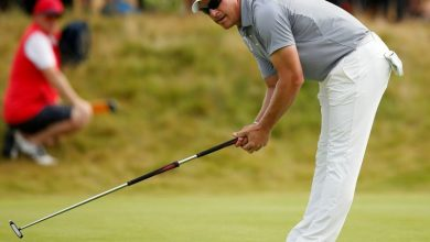 Photo of Joburg Open: Rookie Nienaber leads