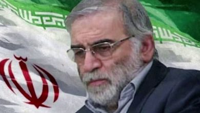 Photo of Iran's supreme leader vows to punish those behind nuclear scientist's assassination