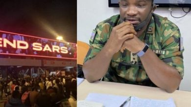 Photo of Lekki Shooting: Army Promotes Officer Representing It at Lagos Judicial Panel