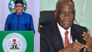 Photo of Buhari Reinstates Suspended UNILAG VC, Oluwatoyin Ogundipe