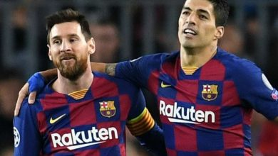 """Photo of """"We Still Talk A Lot"""" – Luis Suarez Speaks On Relationship with Lionel Messi"""