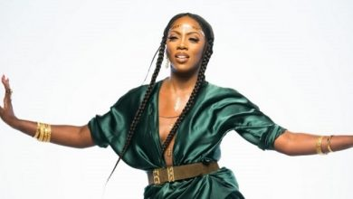 Photo of Tiwa Savage Hangs Out with Davido's Lawyer (Video) –