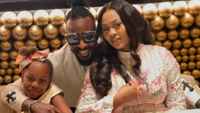 Photo of Sunkanmi, 9ice's wife lauds him as he turns 41
