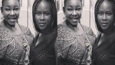 """Photo of """"I'm All Alone"""" – Ada Ameh Cries Over Death Of Only Child (Video)"""