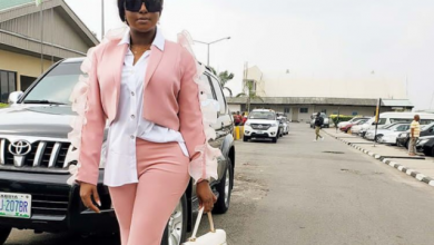 Photo of Fans Marvel at Resemblance of Actress, Ini Edo and Her Mother (Photo) –