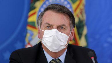 Photo of Covid vaccine can turn people into 'crocodiles': Brazilian President Bolsonaro