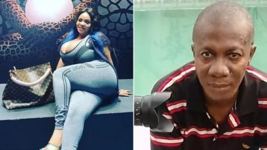 Photo of Cossy Ojiakor reacts to Chico Ejiro's death