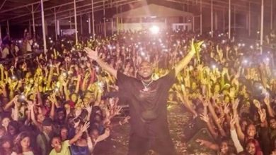 Photo of Davido cancels DMW concert due to surge in COVID-19 cases