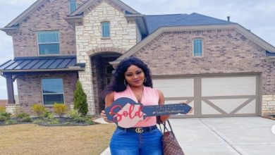 Photo of Ecovangel, comedienne acquires house in the US