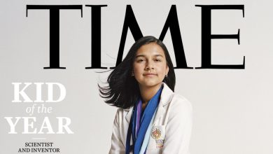 Photo of Teen scientist named Time's first-ever 'Kid of the Year'