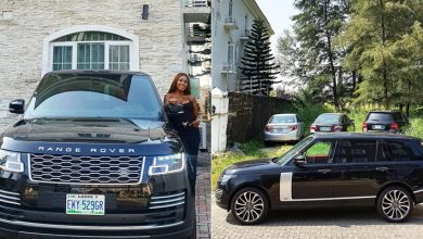 Photo of Linda Ikeji takes delivery of her 2020 Range Rover Autobiography
