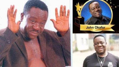 Photo of Mr Ibu named best comedian in Nollywood